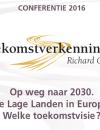 Toekomstverkenningen over de Nederlanden in/en Europa