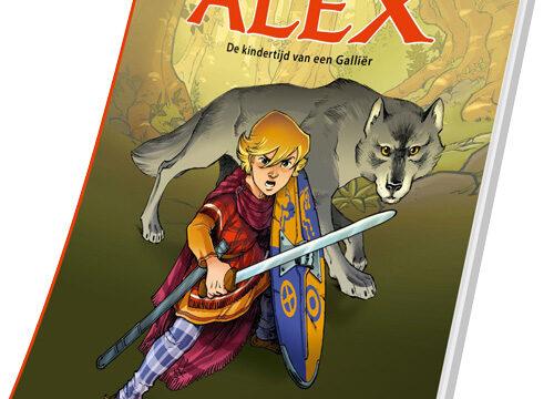 De jeugde van Alex