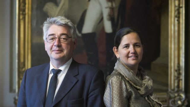 Hendrik Vuye & Veerle Wouters