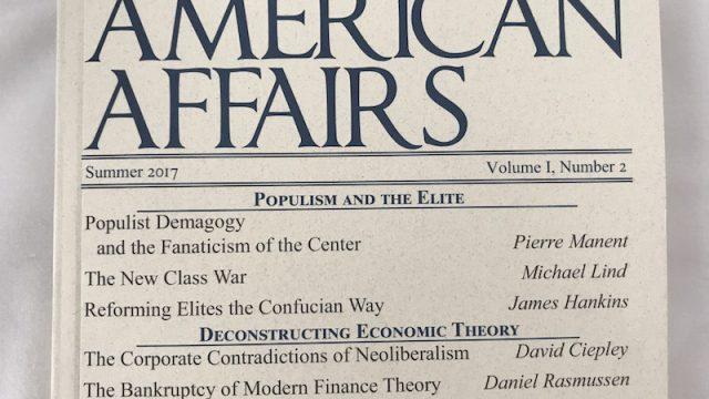 American Affairs