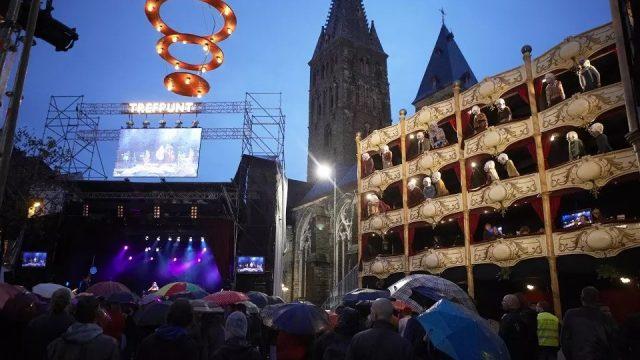 Gentse Feesten, Bij Sint Jacobs (2016)