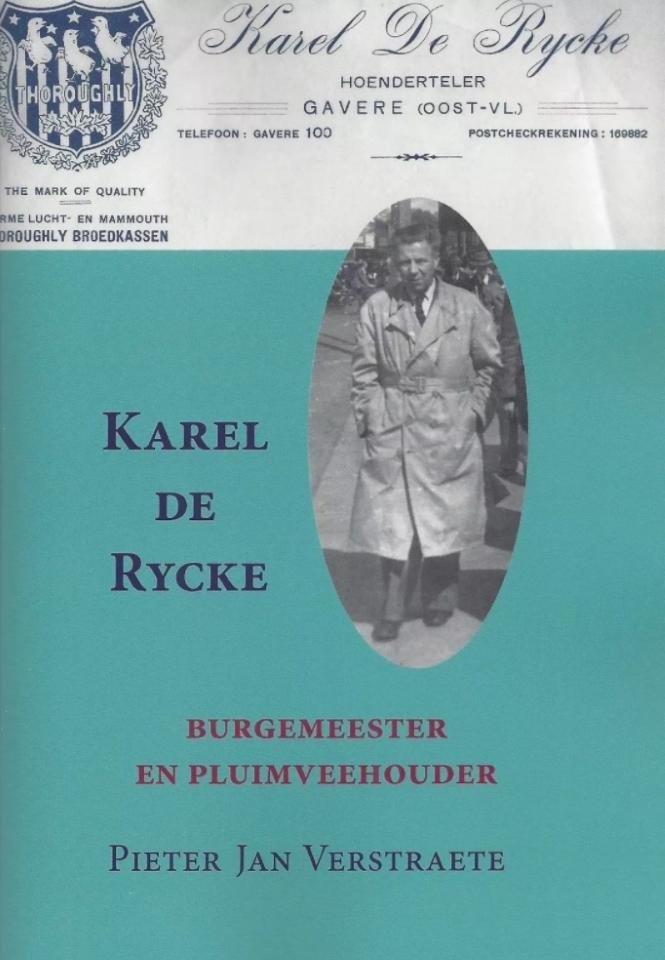 Karel De Rycke - Burgemeester en pluimveehouder