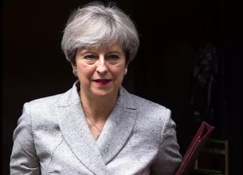 Theresa May werd op 13 juli 2016 premier.