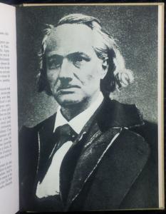 Baudelaire gefotografeerd door Neyt, 1864 of '65
