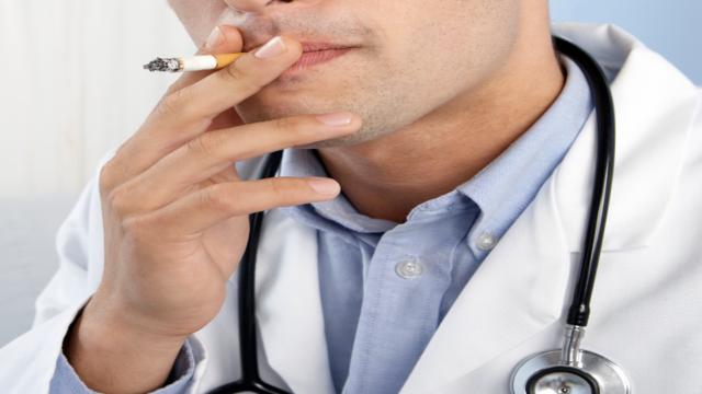 Dokters die roken