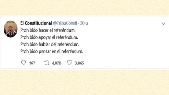 Catalaanse tweet