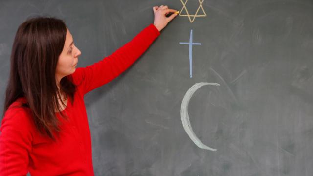 Godsdienst onderwijs