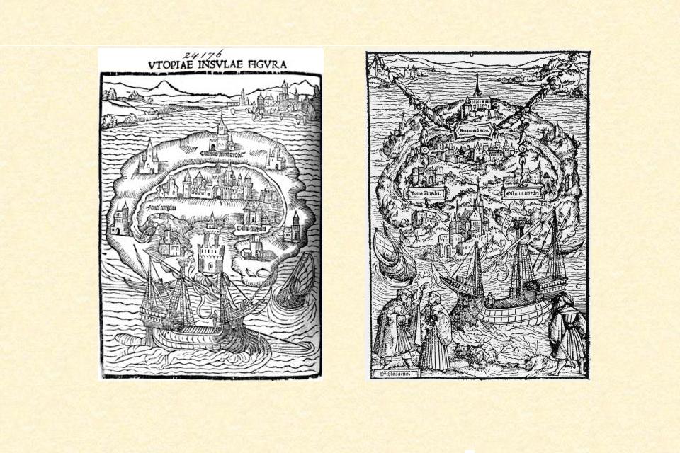 Utopia (uitgave van 1516)