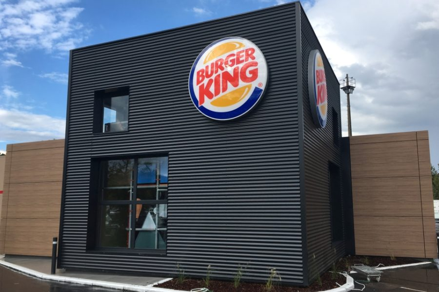 Burger King Brussel