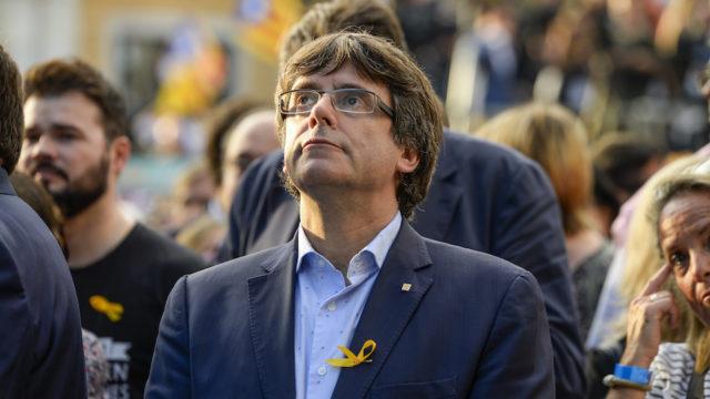 Carles Puigdemont - derde optie