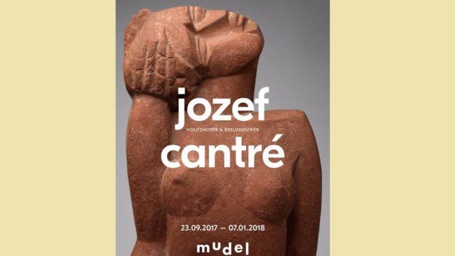 Tentoontstelling Jozef Cantré - Mudel