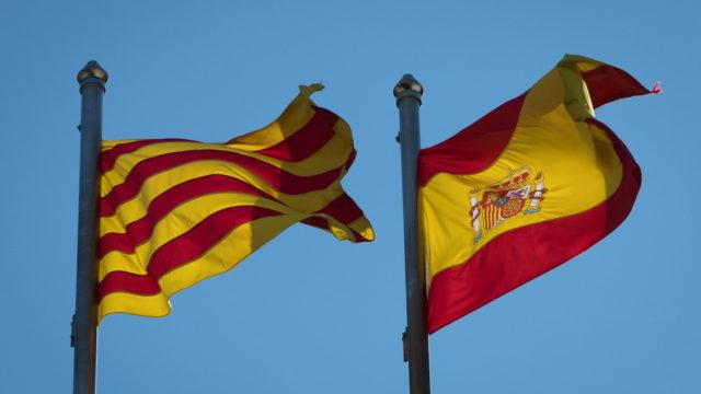 Spanje en Catalonië