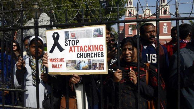 vervolgde christenen