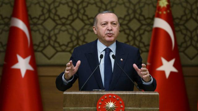 Tangopolitiek Turkije