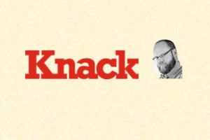 Bert spreekt in naam van Knack