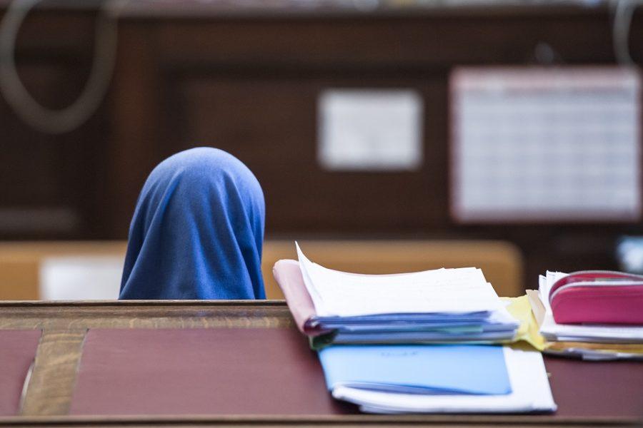 IS-vrouwen