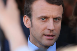 Emmanuel Macron - staat -