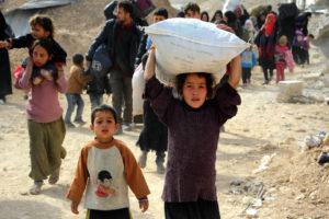 Rattenkoning Assad Syrië Ghouta