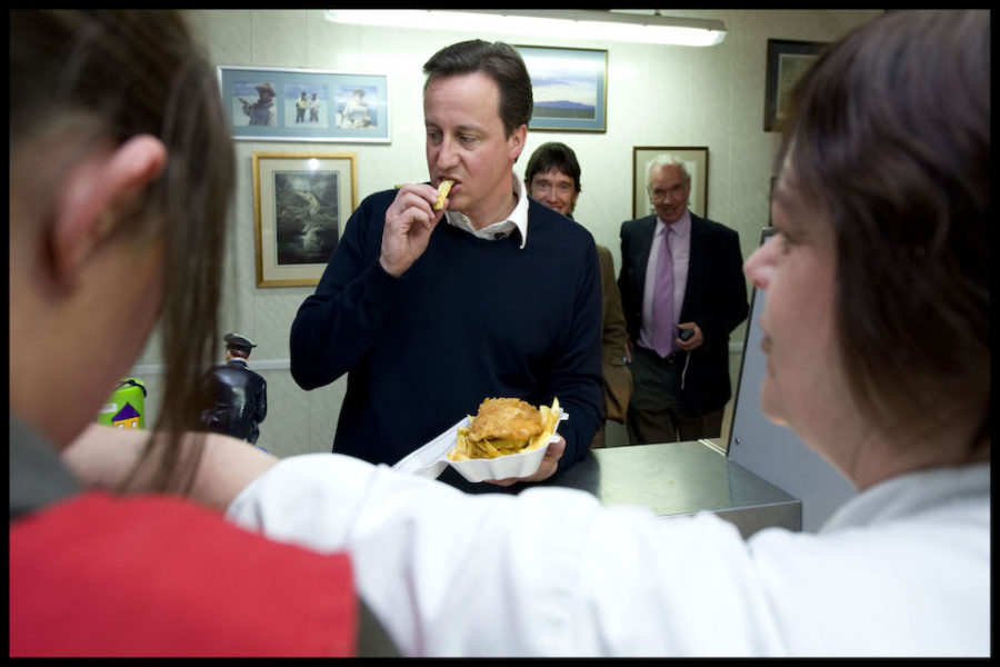 Fish and chips brexit