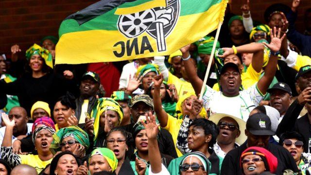 Het door corruptie geplaagde ANC dreigt de macht te verliezen.