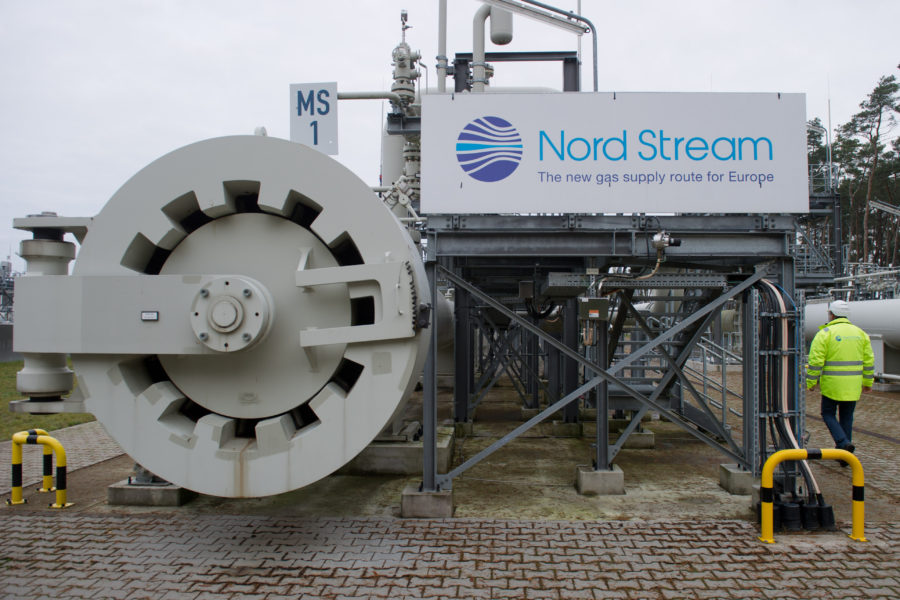Energie Nord Stream 2
