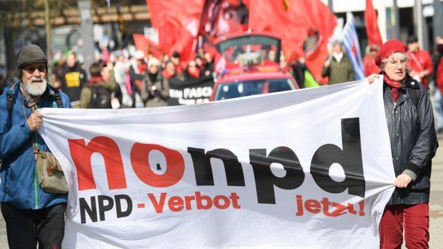 Partij verbieden? NPD-ban in Wetzmar