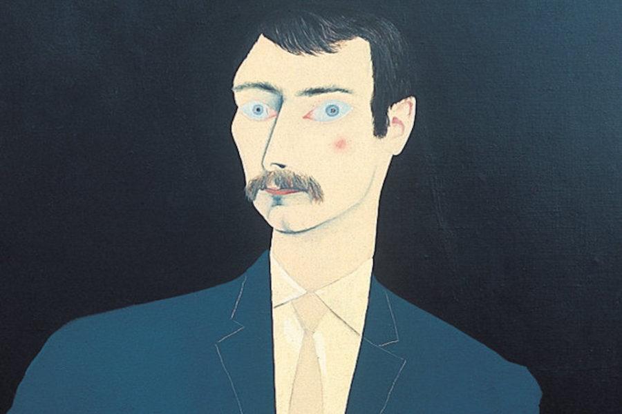 Jean Bilquin - Zelfportret -