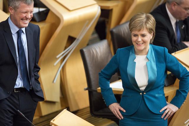 Schots parlement