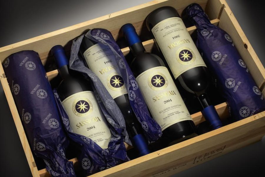 Sassicaia wijn