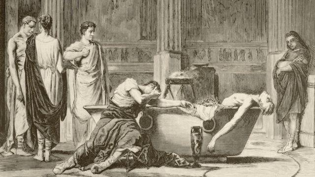 gelukkig, Seneca