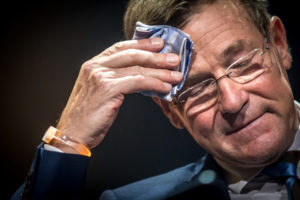 financiën Johan Van Overtveldt