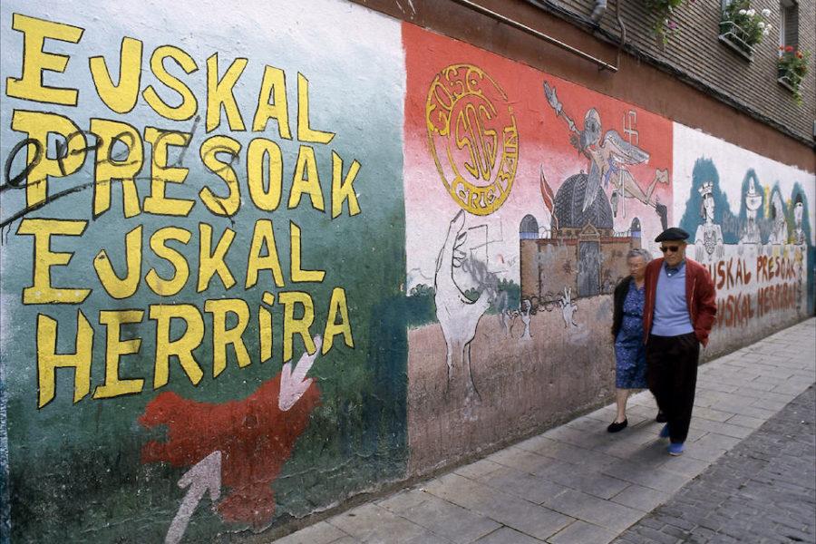 Baskenland politieke gevangenen
