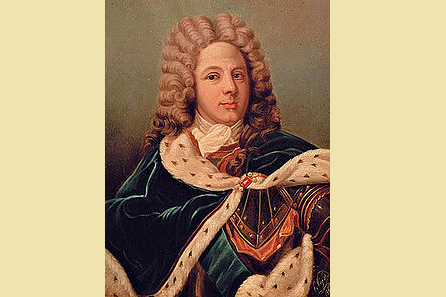 Louis de Rouvroy duc de Saint-Simon