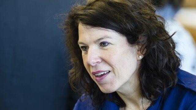 Bianca Debaets (CD&V), Brussels staatssecretaris voro Gelijke Kansen