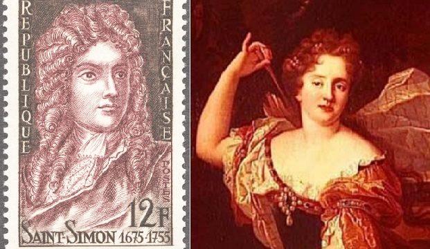 Saint-Simon en Mme de Châtillon