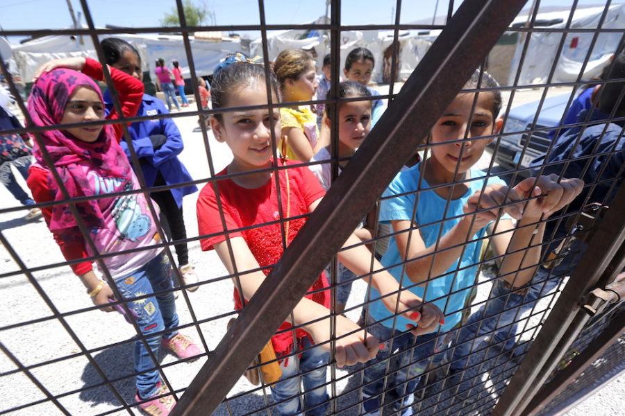 Jordanië vluchtelingen Syrië