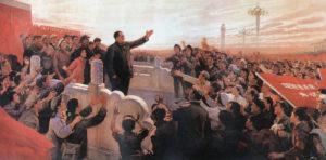 Culturele Revolutie Mao Affiche