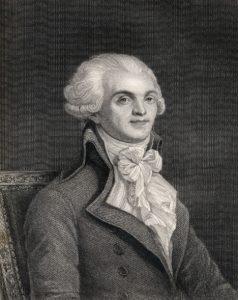Maximilien Robespierre Totalitarisme