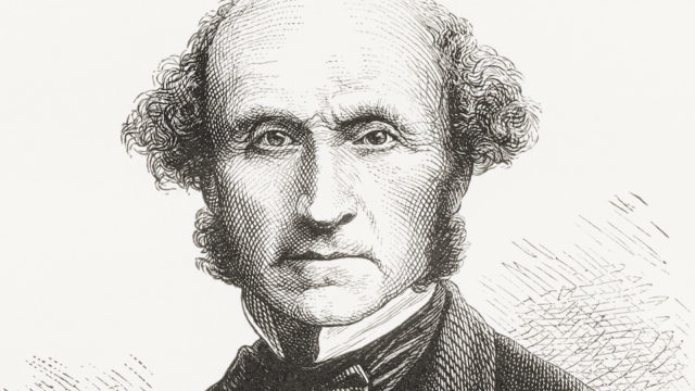 John Stuart Mill - utilitarisme - moraal