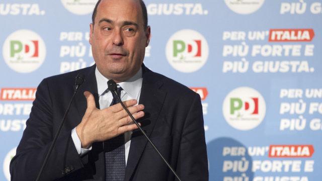 Nicola Zingaretti Partito Democratico