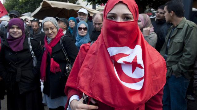 Libië - Tunesië - Arabische Lente