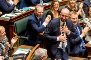 regering Michel