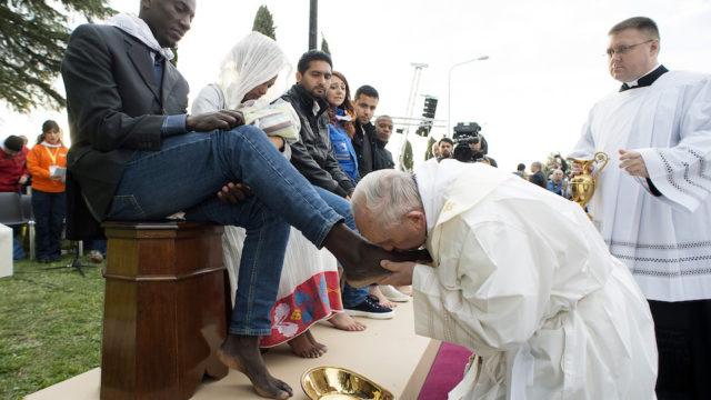 Paus Franciscus christendom
