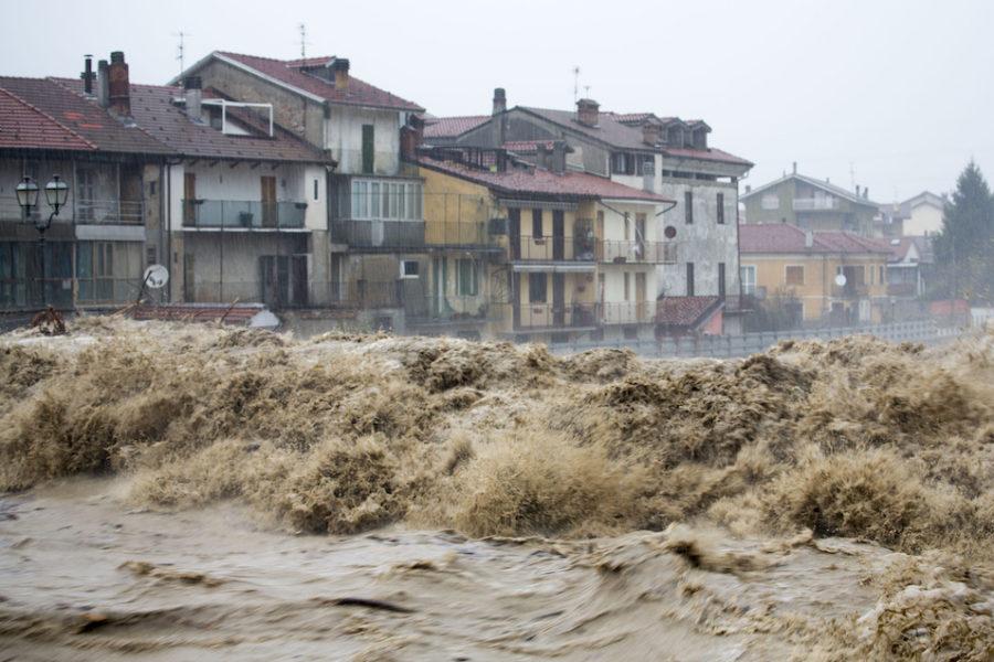 Ruimtelijke wanorde in Italië