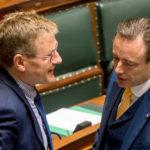 Vlaams Johan Van Overtveldt en Bart De Wever
