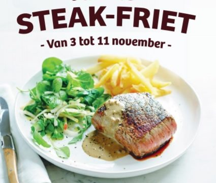 week van de steak-friet
