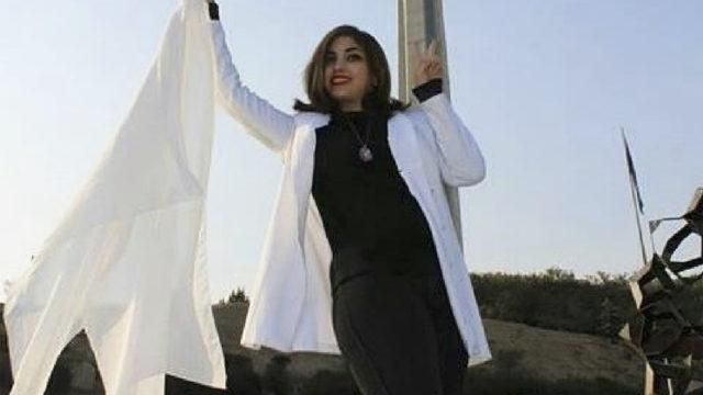 Iran hoofddoek Othman