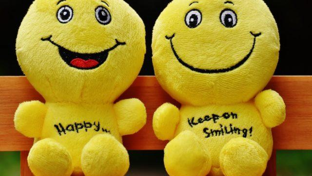happy geluk