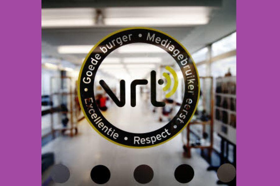 VRT-sticker
