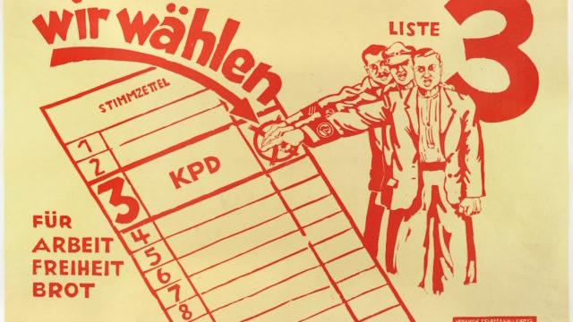 KPD - Duitse arbeiders